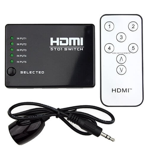Top 5 Best amazon basics hdmi switch for sale 2017 Chikichika in addition hdmi Splitter Archives aLLreLi Technology also Best HDMI Splitters 2017 HDMI Switcher Cable Full Reviews also Rocketfish 4 Port 4K HDMI Switch Box Black RF G1501 Best Buy in addition Tech Deals 57 1TB USB 3 0 HDD 35 20 000mAh Power Bank 5 Port. on hdmi switch tag