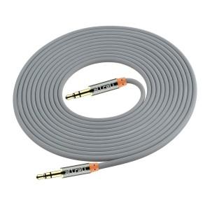 aLLreLi® 9.8ft Male to Male 3.5mm Audio Cable Gray5