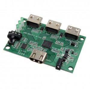 3 ports HDMI Switcher5