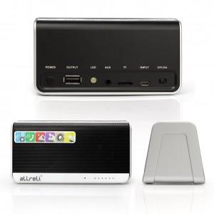 aLLreLi Ultra-Portable Bluetooth 4.0 Speaker 6