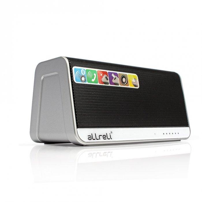 aLLreLi Ultra-Portable Bluetooth 4.0 Speaker 1