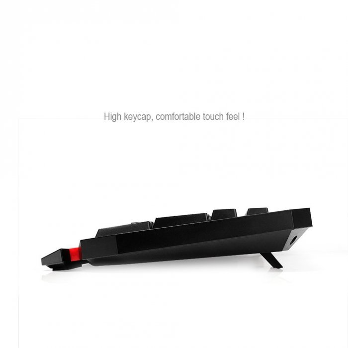 aLLreLi K9500U LED Backlit Gaming Keyboard