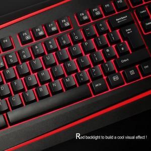 aLLreLi K9500U LED Backlit Gaming Keyboard5