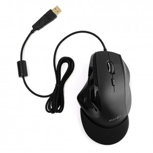 aLLreLi Wired Vertical Mouse7