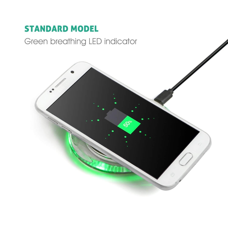 aLLreLi Fast Wireless Charger
