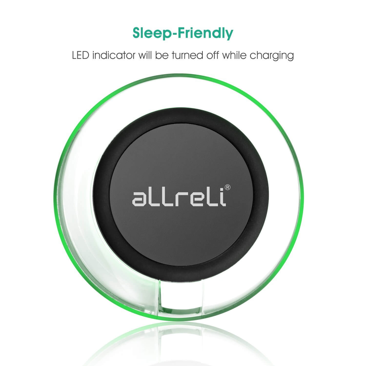aLLreLi Fast Wireless Charger
