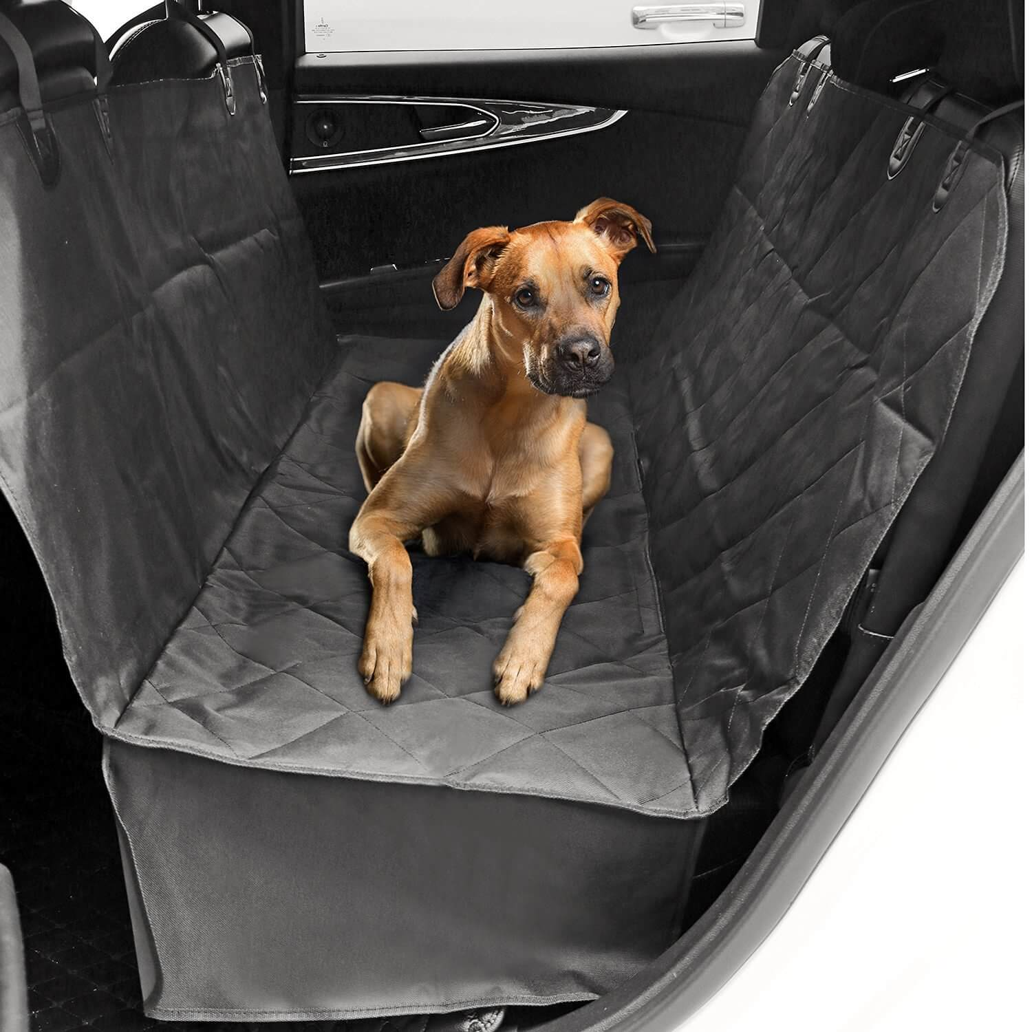 How To Make A Seat Cover For A Dog