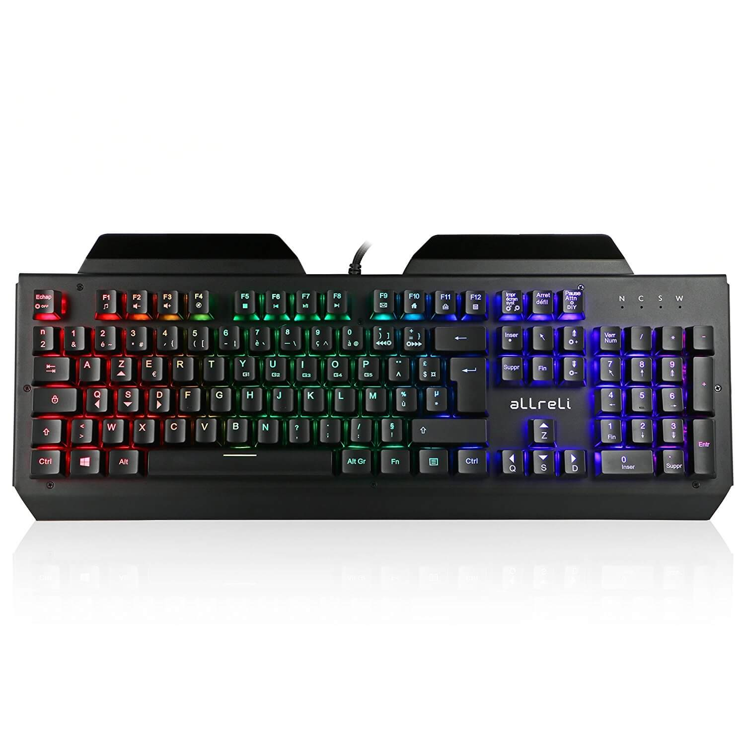 CP0305 Gaming Mécanique USB Clavier
