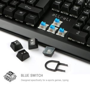 CP0306 K643 Mechanical Keyboard